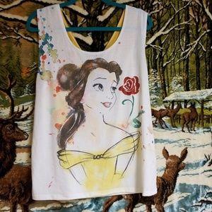 """Disney boutique """"Belle"""" top"""
